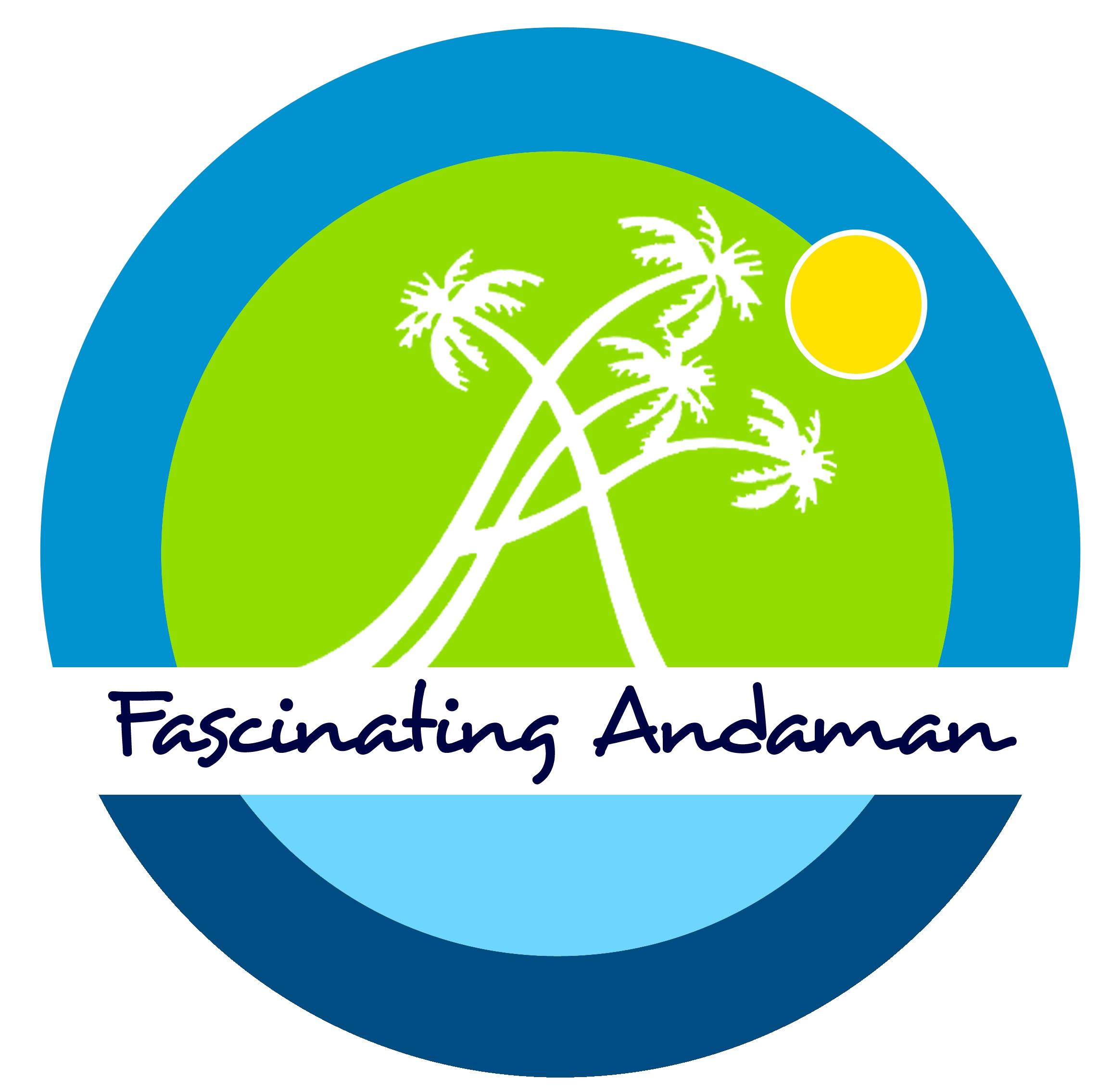 Fascitating andaman : logo